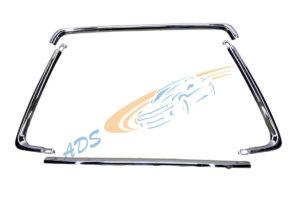 Mitsubishi ASX 2010 Grille Molding Chrome 6400c964 R 6400c963 U 6400c961 D 6400c962