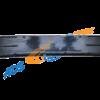 Ford Kuga Escape 2013 - 2017 Bamperio Grotelės DV4517K945A