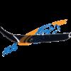 Hyundai Tucson 2015 - 2018 Bamperio Apdailos Juosta Dešinė
