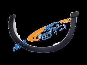 Mazda CX5 2017 - 2019 Sparno Apdailos Juosta Dešinė