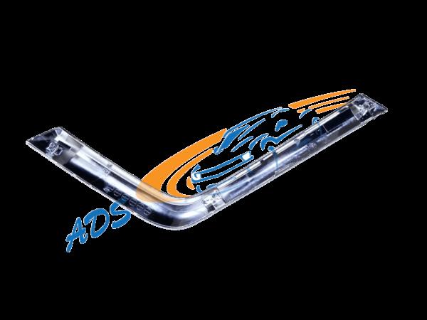 Mitsubishi ASX 2017 - 2019 Apatinė Bamperio Apdailos Juosta Dešinė 6407A172